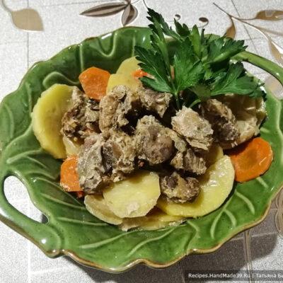 Клефтико – пошаговый кулинарный рецепт с фото