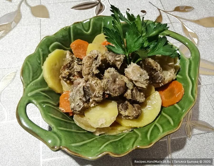 Клефтико – мясо по-гречески