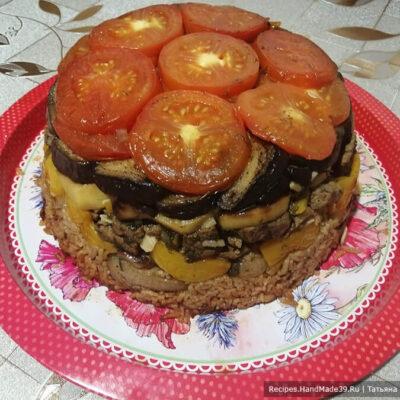Маклюбе – пошаговый кулинарный рецепт с фото