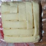 Печенье с арахисовой начинкой – фото шаг 11. Этапы формирования печенья
