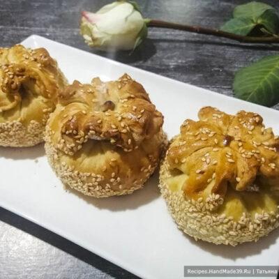 Самса «Мешок» – пошаговый кулинарный рецепт с фото