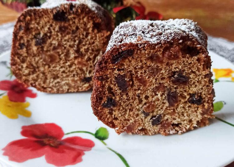 Пряный заварной кекс – пошаговый кулинарный рецепт с фото