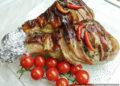 Голень индейки в беконе – пошаговый кулинарный рецепт с фото