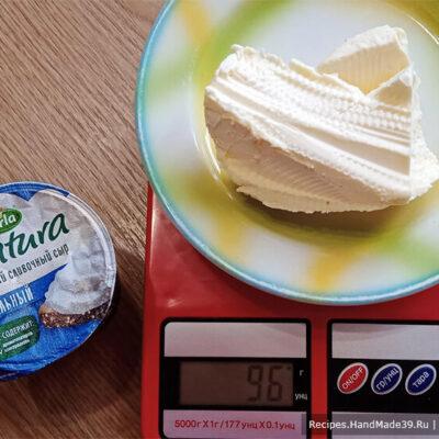 Форшмак – фото шаг 6. Добавить в массу яйцо, хлеб, сливочное масло и крем-сыр