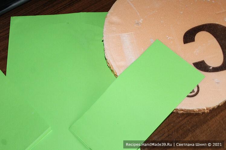 Как сделать букет из зефира – фото шаг 2