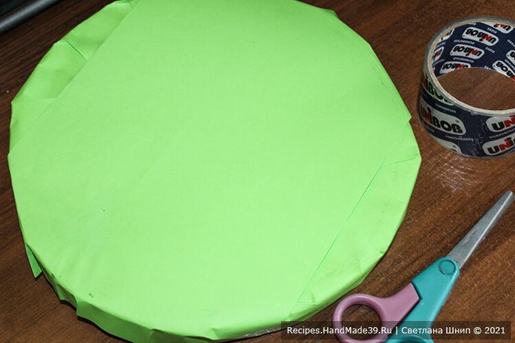 Как сделать букет из зефира – фото шаг 3