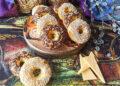 Сырно-творожные кольца – пошаговый кулинарный рецепт с фото