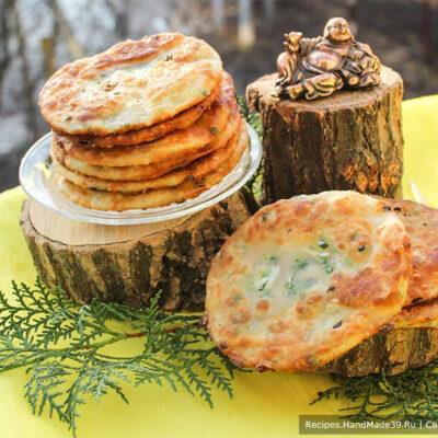 Китайские лепёшки – пошаговый кулинарный рецепт с фото