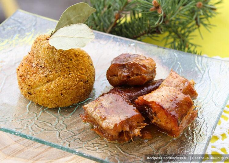 Рыба в медово-соевом маринаде – пошаговый кулинарный рецепт с фото