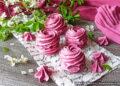 Черничный зефир – пошаговый кулинарный рецепт с фото