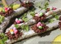 Печенье «Гнёзда» – пошаговый кулинарный рецепт с фото