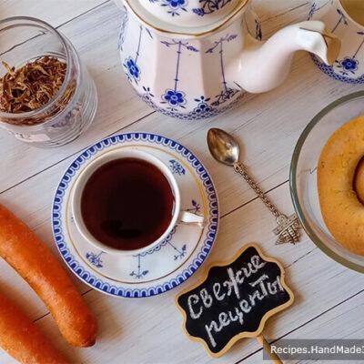Вкусный кофе из моркови