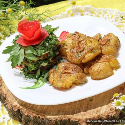 Картофель по-португальски – пошаговый кулинарный рецепт с фото