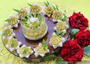 Намазка из кабачков – пошаговый кулинарный рецепт с фото