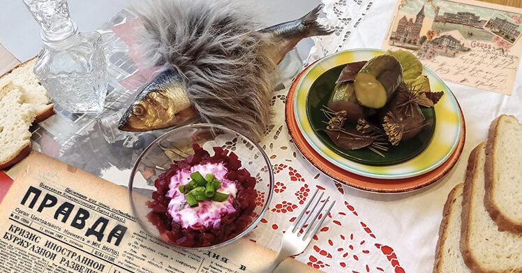Под шубой: кто придумал салат «Селёдка под шубой» – легенды и рецепты