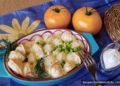 Пельмени в омлете – пошаговый кулинарный рецепт с фото