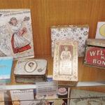Упаковки от марципана разных лет