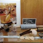 Латунная и фигурная скалки для марципана