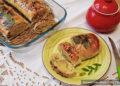 Штрудель с картофелем и грибами – пошаговый кулинарный рецепт с фото