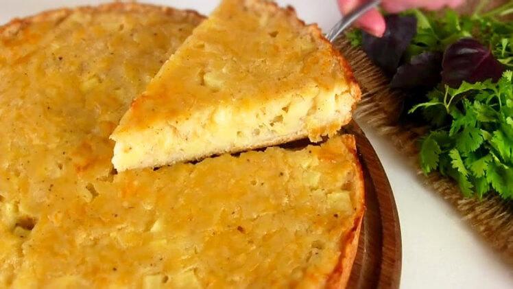 Пирожки из картофеля